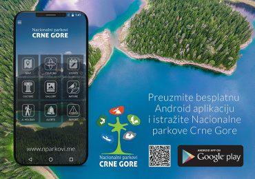 Promocija aplikacije i novog sajta