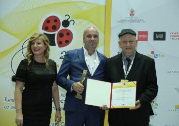 Javno preduzeće za nacionalne parkove Crne Gore dobilo nagradu u oblasti  upravljanja, očuvanja i održivog razvoja zaštićenih prirodnih vrijednosti jugoistočne Evrope
