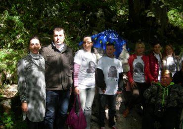 Skulptura medvjeda u stijeni u NP Biogradska gora promoviše uzajamnu povezanost prirode i umjetnosti